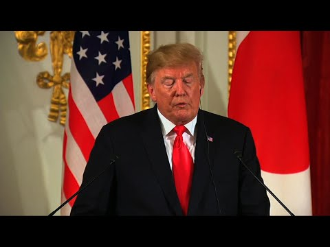 "President Donald Trump said on Monday that he is not ""bothered at all"" by recent North Korean missile tests. He says North Korean leader Kim Jong Un wants economic development and knows he has to give up nuclear arms. (May 27)"