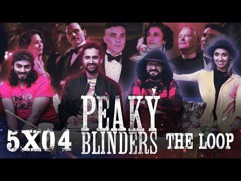 Peaky Blinders - 5x4 The Loop - Group Reaction
