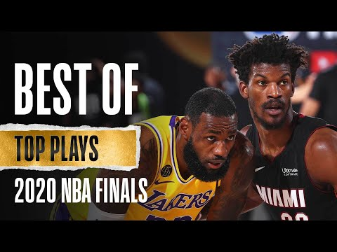 The Best Plays From The 2020 #NBAFinals!