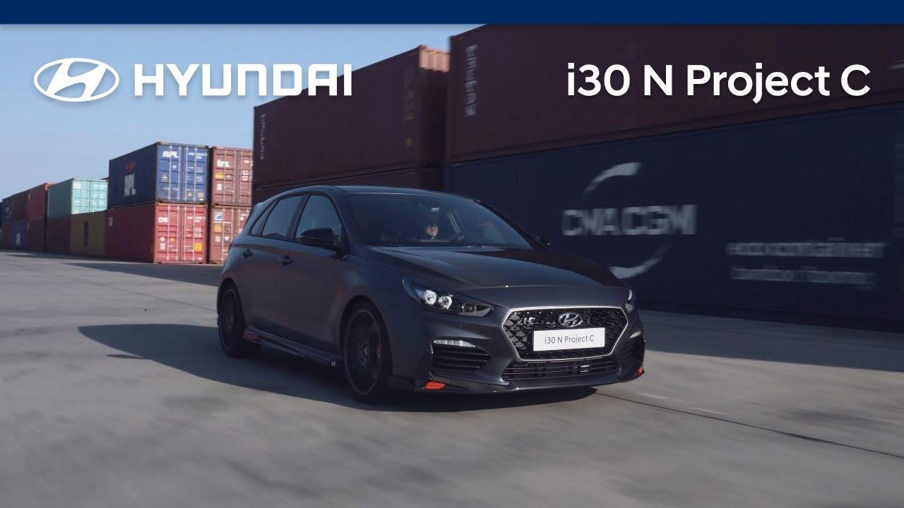 Hyundai i30N Project C