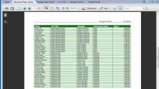 Master Detail Report with Oracle BI Publisher | Oracle Apps