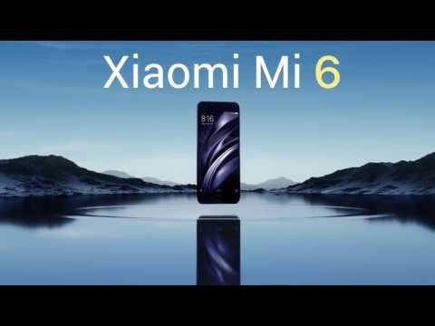 Xiaomi Mi6 обзор на русском