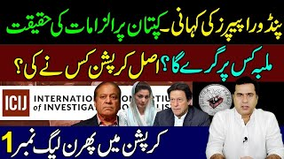 Pandora papers|Real story behind allegations against PM Imran Khan| Exclusive Analysis by Imran Khan