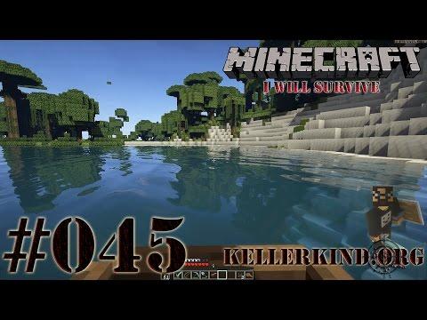 Minecraft: I will survive #045 - Den Amazonas runter ★ EmKa plays Minecraft [HD|60FPS]