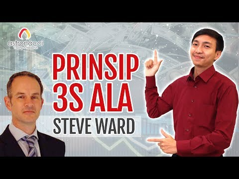 PRINSIP 3S ALA STEVE WARD