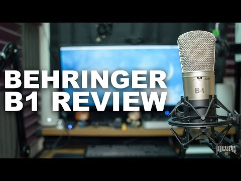 Behringer B-1 Condenser Mic Review
