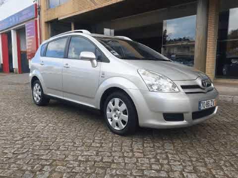 Toyota Verso 1.6 vvt-i para Venda em Aguiar Automóveis . (Ref: 464855)