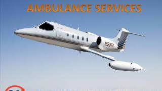 Low-Rate Reliable Air Ambulance Service from Guwahati to Delhi