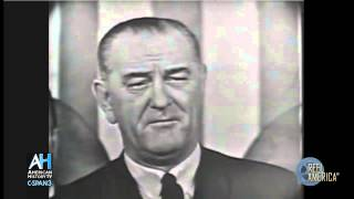 Preview: President Johnson's March 15, 1965 Voting Rights Speech to Congress
