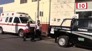 87072 Paramédicos con una gran labor en Tizimín