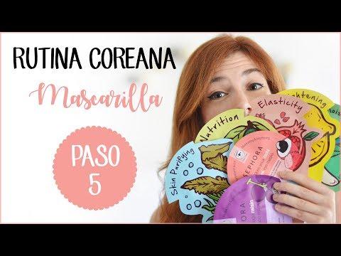 RUTINA COREANA | Mascarilla