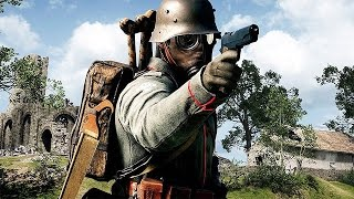 Top 10 Best WWI & WWII FPS Games (Getting Ready for COD WW2) | Chaos