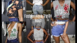 Fashion Nova Summer Haul