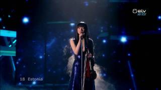 18.Estonia. Urban Symphony - Rändajad - HD