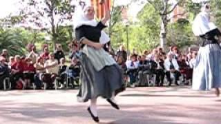 preview picture of video 'Jordiada - Cornellà de Llobregat - 19/04/09 - Esbart St. Martí de Torrelles - Ball de Sóller'