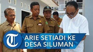 Wakil Menteri Desa Budi Arie Setiadi Sambangi Desa Siluman