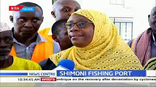 Shimoni Fishing Port construction to be a game changer for Blue Economy