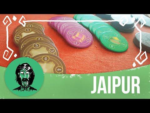 Alas! Board Games - Episode I - Jaipur