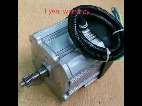 Brushless DC Motor - BLDC Motor Latest Price, Manufacturers