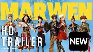 WELCOME TO MARWEN OFFICIAL TRAILER #3 (HD) Steve Carell, Robert Zemeckis