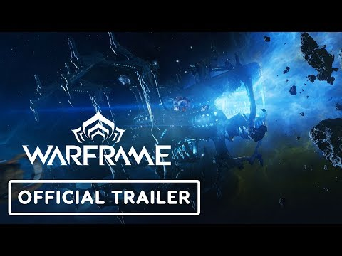 Warframe - The New War Official Cinematic Trailer