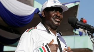 Raila Odinga accuses IEBC, Safaricom of plot to rig repeat election