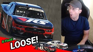 B Fixed is LOOSE! 2019 S4 - Las Vegas Motor Speedway Tutorial Demo!