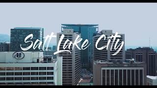 Salt Lake City Drone Flight 4K