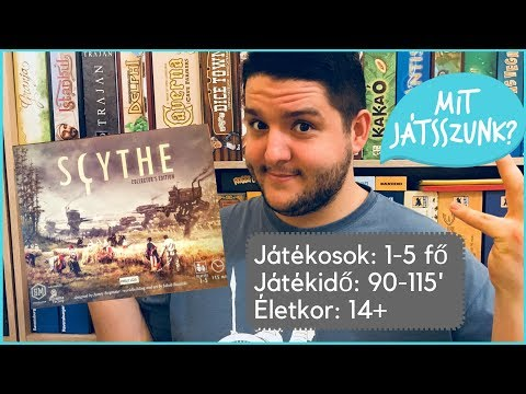 7 Gondolat a Scythe-ról - Mit Játsszunk?
