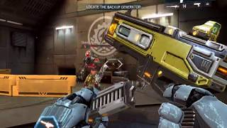 SHADOWGUN LEGENDS Part #2 Android / iOS Gameplay Video | First Epic and Rare Missions Level 5