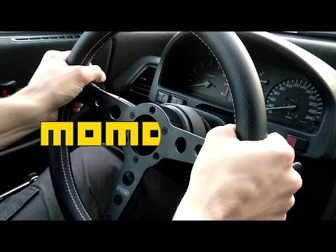1990 Civic/CRX: Fitting a MOMO steering wheel