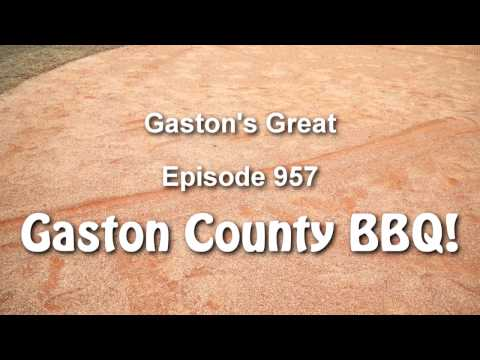 Check out one of the many reasons why Gaston's Great - The BBQ of course!  Gaston County has the BEST and I...
