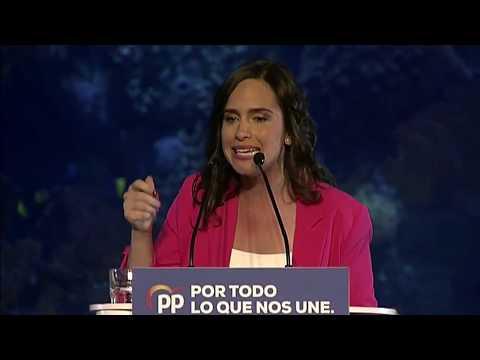 Belén Hoyo: Tenemos un gran objetivo para el #10N: llenar las urnas de papeletas del PP