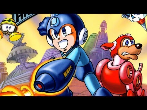 mega man anniversary collection gamecube