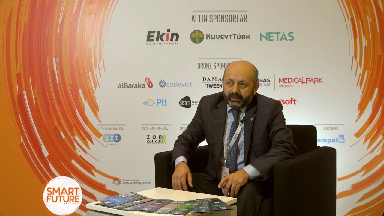 İsmail GÜLSOY - Kocaeli Büyükşehir Belediyesi Bilgi İşlem Daire Başkanı