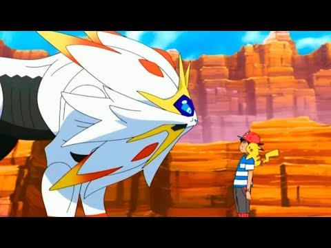 Download Nebby Evolves Into Solgaleo  [Eng Dub] Pokemon Sun And Moon Episode 52 HD Mp4 3GP Video and MP3