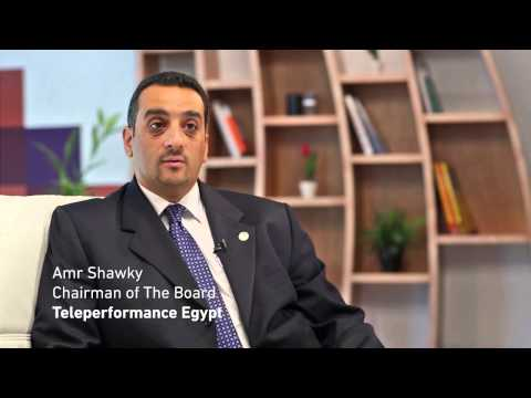 Egypt as a Regional Sourcing & ICT Service Hub | Teleperformance Testimonial
