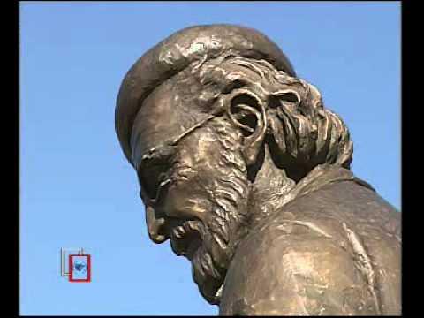 Einweihung der dem Künstler Anton Agius gewidmeten Skulptur