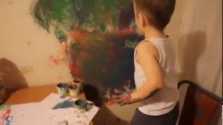 Я рисую, я художник )