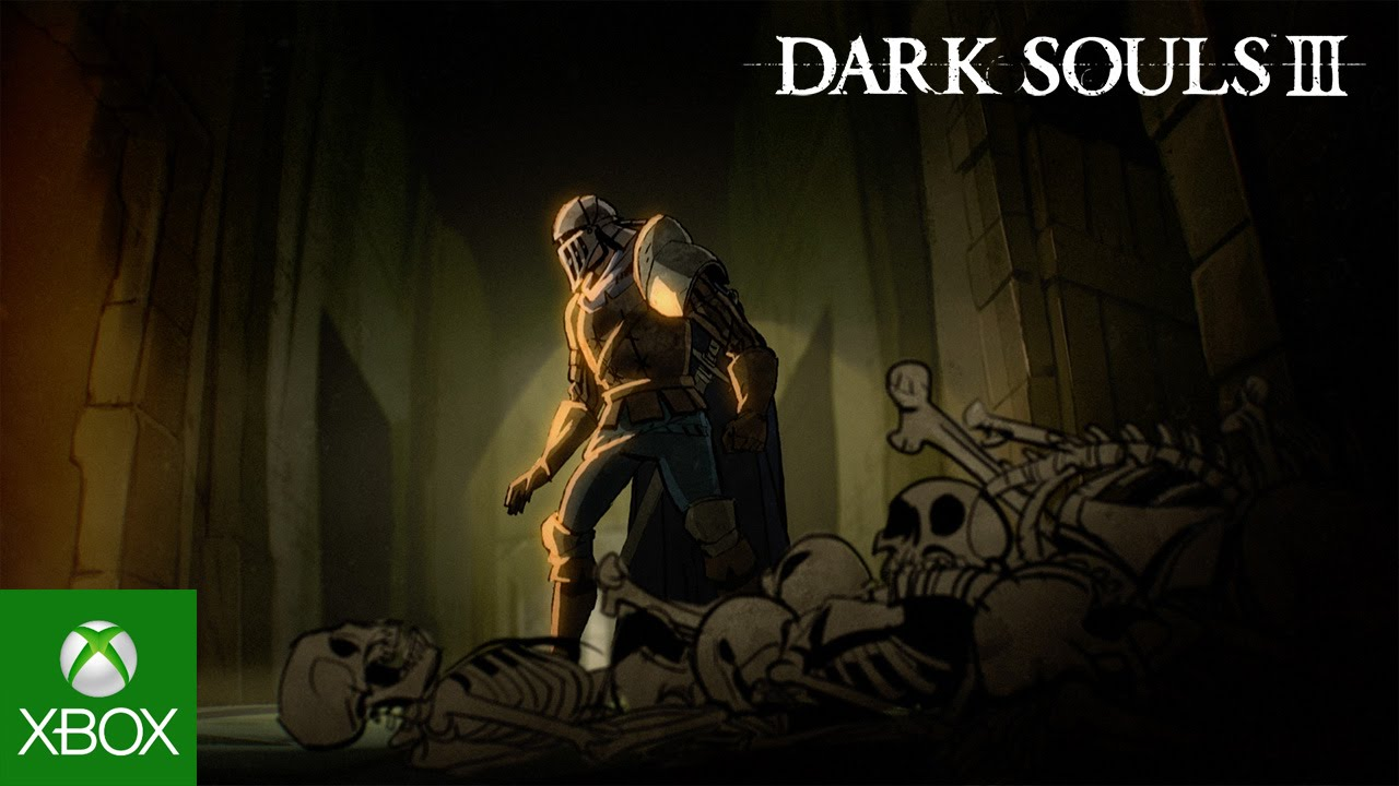 "Eli Roth's ""The Witches"" Dark Souls Animated Trailer"