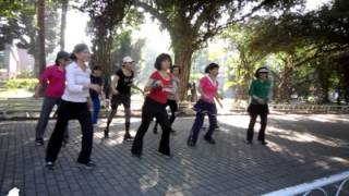 House Of  Bamboo - line dance