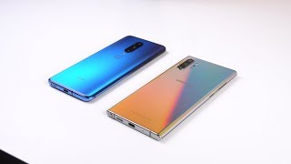Samsung Galaxy Note10+ vs OnePlus 7 Pro: $430 Difference