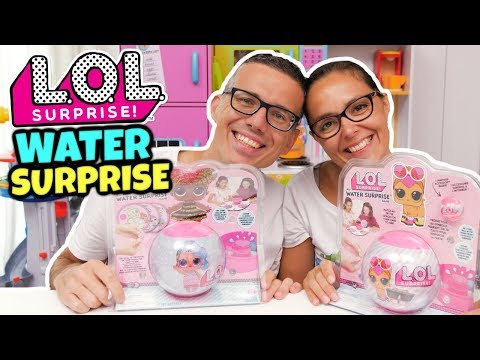 LOL SURPRISE WATER SURPRISE: Gioco Magico a Caccia di Accessori