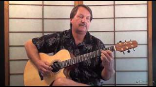 Acoustic Guitar lesson Preview Before You Accuse Me by Eric Clapton
