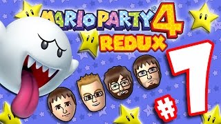 Mario Party 4 Redux (Part 7) The Most Impressive Outie - Backseat Gamers