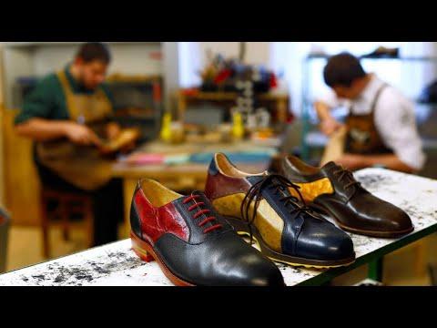 Fischleder-Schuhe kosten mehr als 1.000 Euro