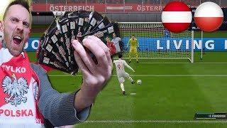 FIFA 19 KARNE CHALLENGE AUSTRIA VS POLSKA *gdzie Zniknął Piątek*???