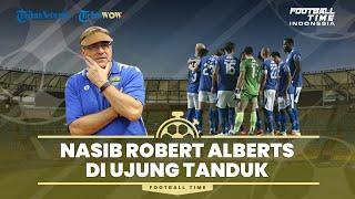 Petisi Bobotoh Ditandatangani Manajemen Persib Bandung, Nasib Robert Alberts di Ujung Tanduk