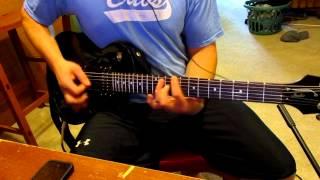 Descendents - Wendy (Live Version) - (Guitar Cover)