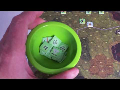Turn 2 and beyond. with commentary from game designer Hermann Luttmann